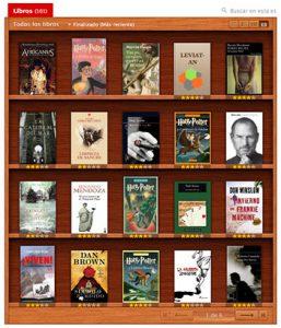 Libros y Redes Sociales - Anobii